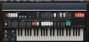 XILS Lab V+ Roland VP330