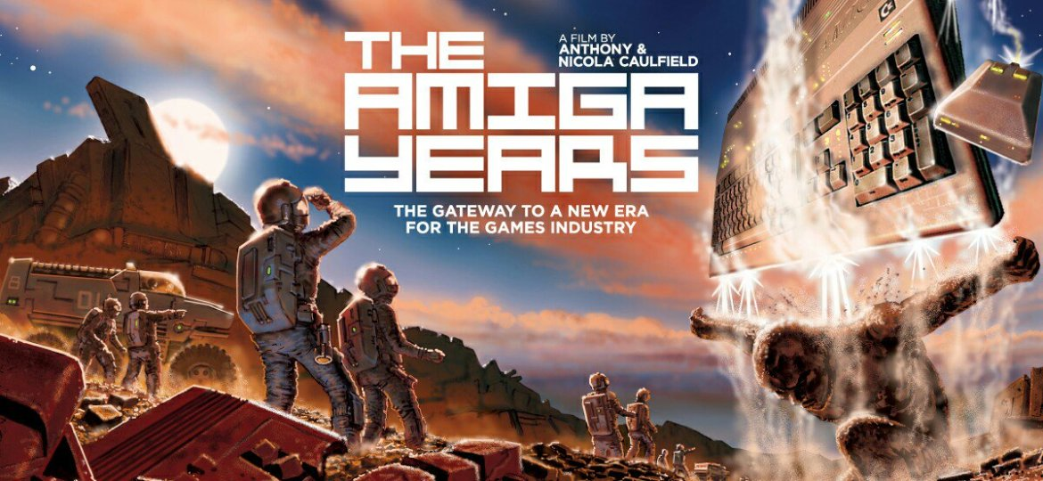 The Amiga Years