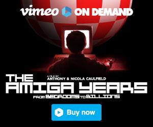 The Amiga Years Vimeo