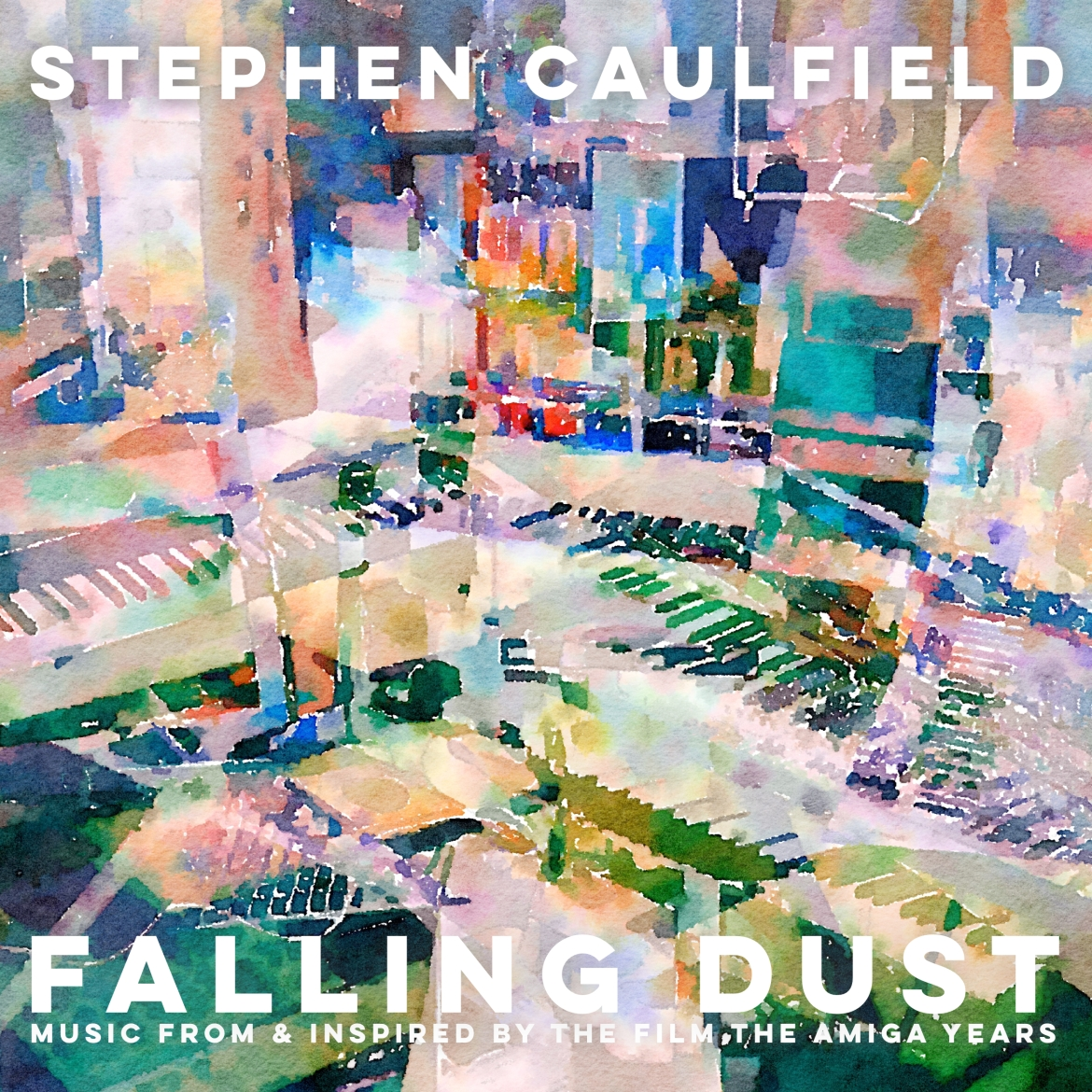 Falling Dust – Out Now