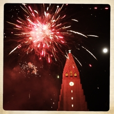 NYE Fireworks